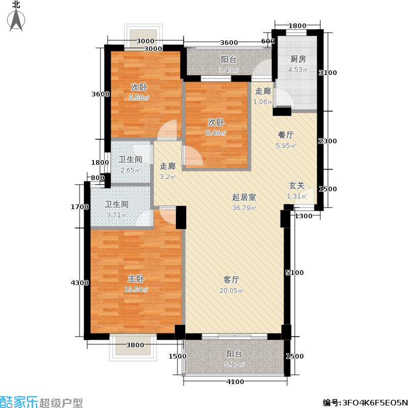 天筑丽城天筑丽城户型图(1/6张)户型10室
