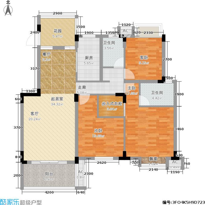 御源大湖区御源大湖区户型图(16/44张)户型10室