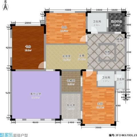 紫薇永和坊3室0厅3卫0厨195.00㎡户型图