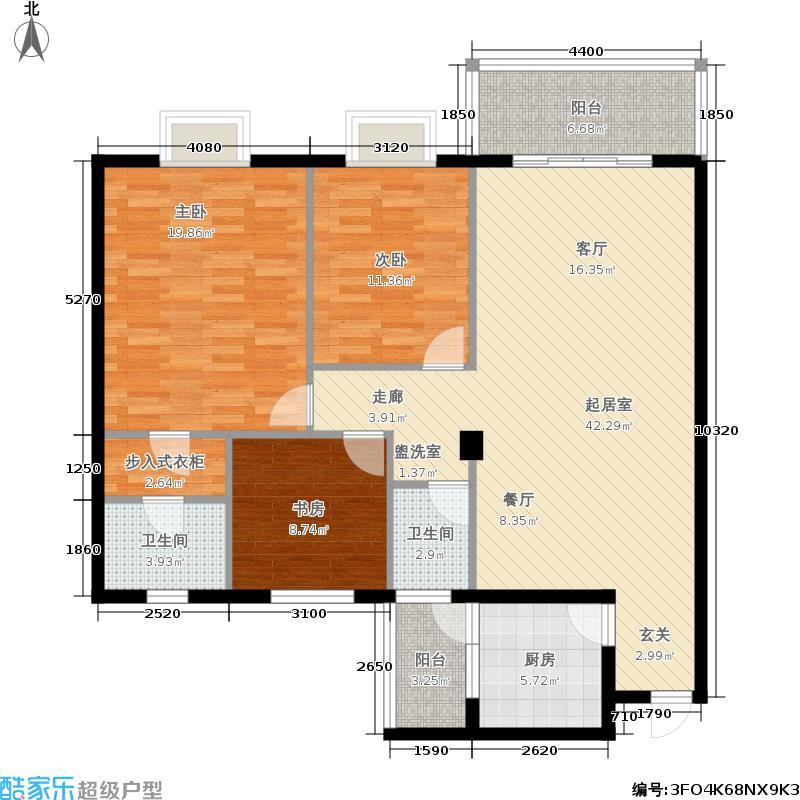 锦绣江南锦绣江南户型图(4/5张)户型10室