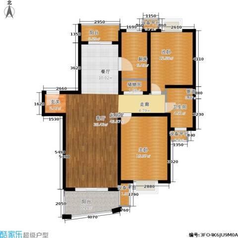 城市艺术季2室0厅1卫1厨110.00㎡户型图
