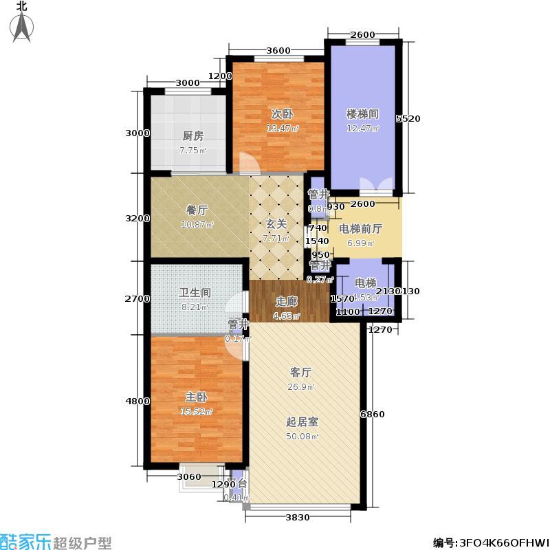 公园世家公园世家户型图(3/4张)户型10室