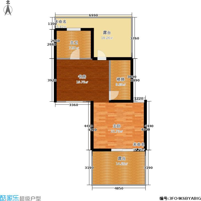 西溪山庄277.00㎡13号楼南入口中间套户型10室