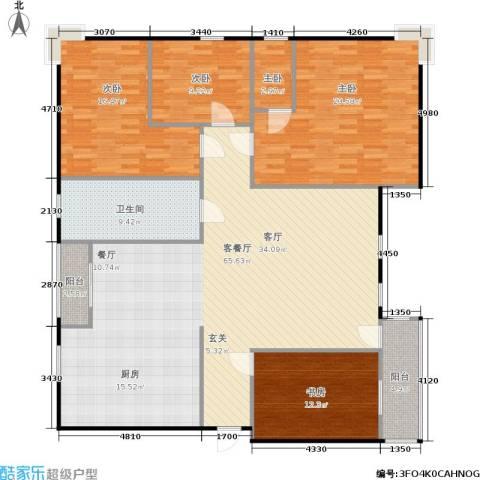 良渚花苑新村5室1厅1卫0厨155.00㎡户型图