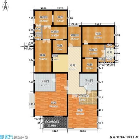融泽府2室0厅2卫0厨272.97㎡户型图