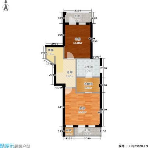 金地自在城2室0厅1卫0厨229.00㎡户型图