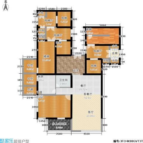 融泽府1室1厅1卫1厨241.00㎡户型图