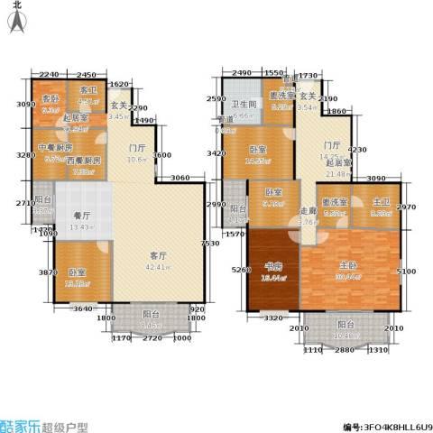 长岛港湾3室0厅1卫0厨272.00㎡户型图