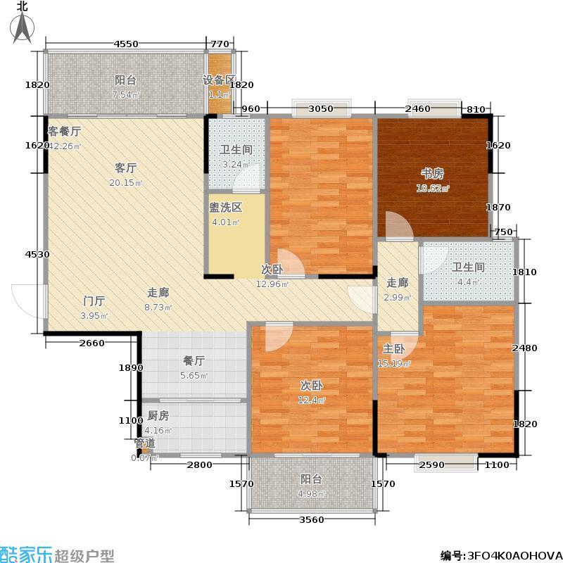 鑫天山城明珠13栋-户型