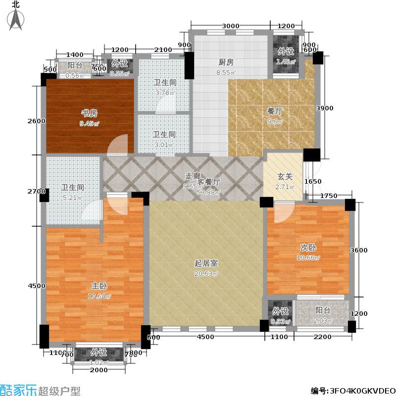 戈雅公寓户型