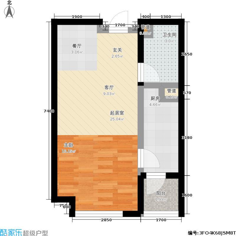 龙湖紫都城龙湖紫都城户型图(9/45张)户型10室