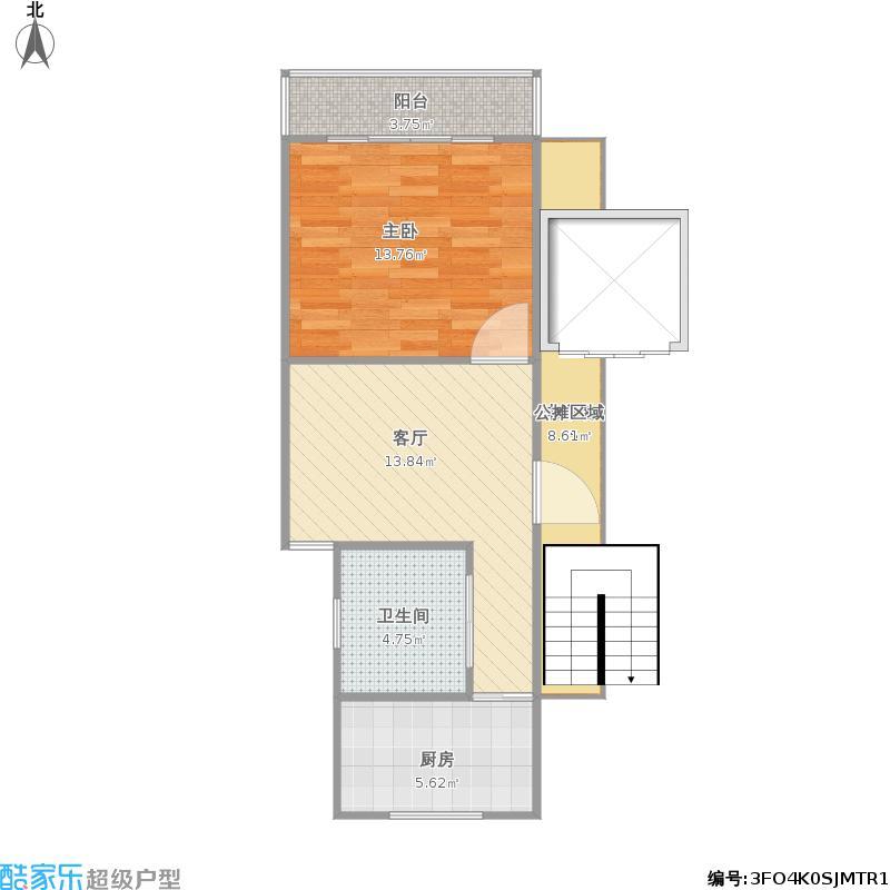 绿色丽园电梯1房28号1302室