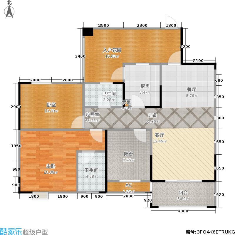 莱茵湖畔莱茵湖畔户型图(17/27张)户型10室