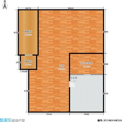 朱雀门1室0厅1卫0厨259.00㎡户型图