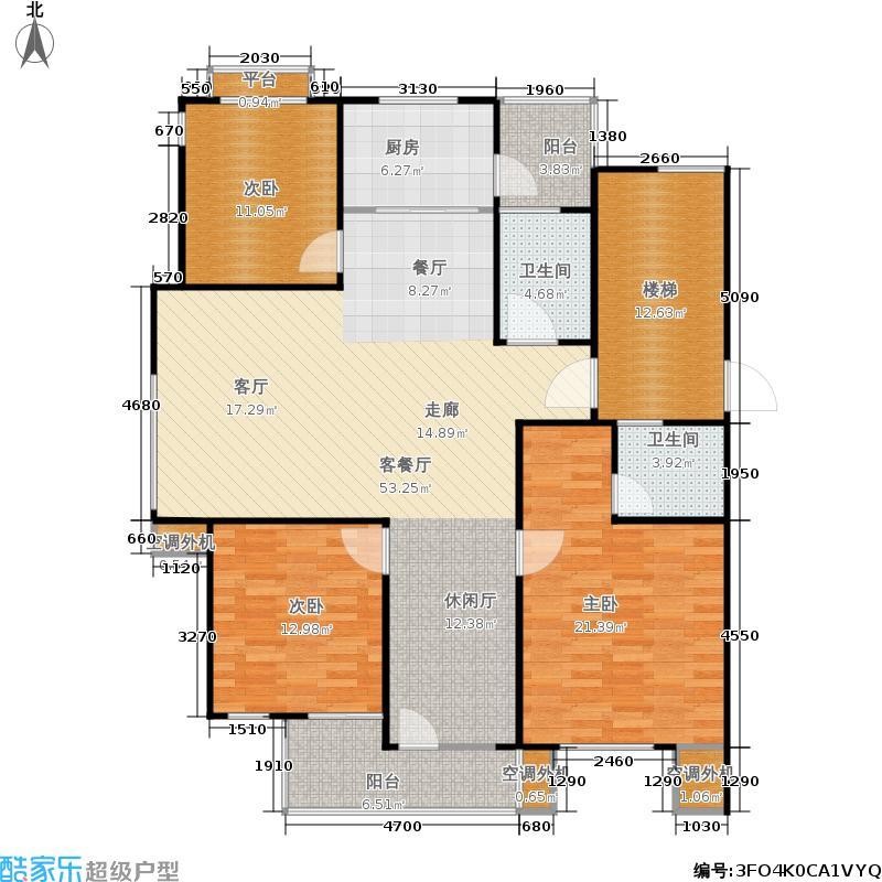 同和公寓户型