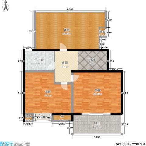 清香雅苑2室0厅1卫0厨147.00㎡户型图