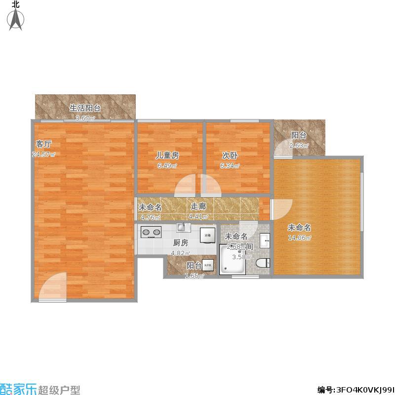 10号楼1单元18A