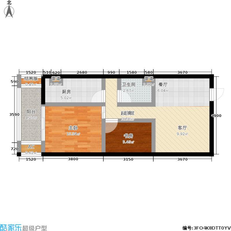 丰侨公寓c1-j/c2-k户型