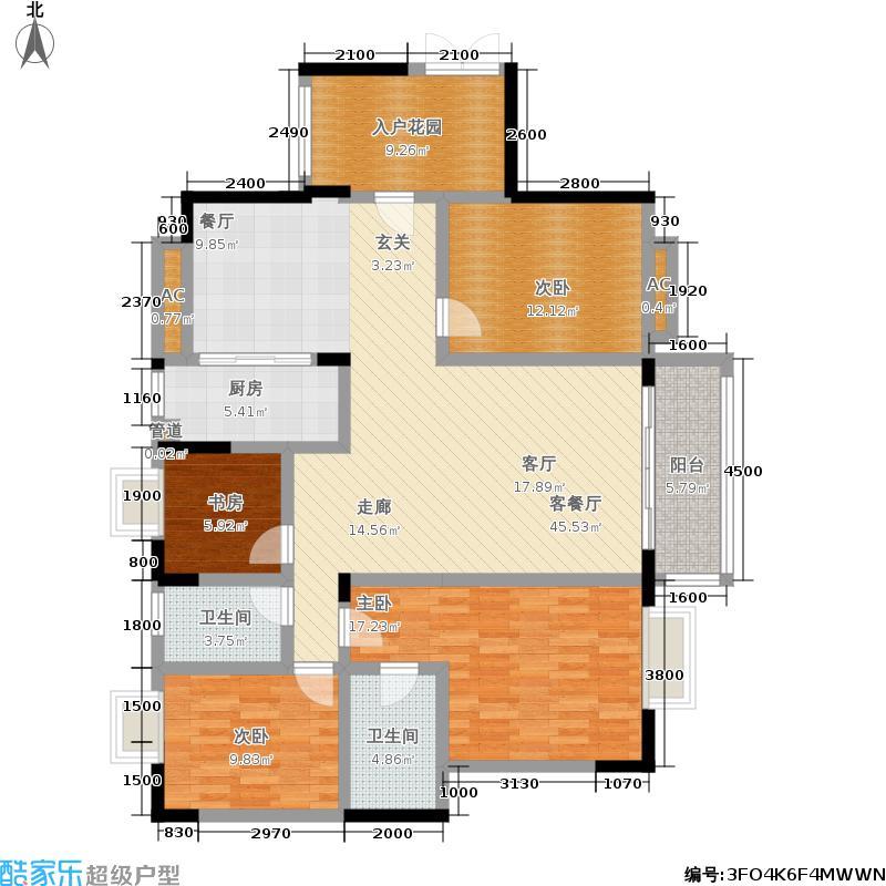 财富国际广场财富国际广场户型图(13/30张)户型10室