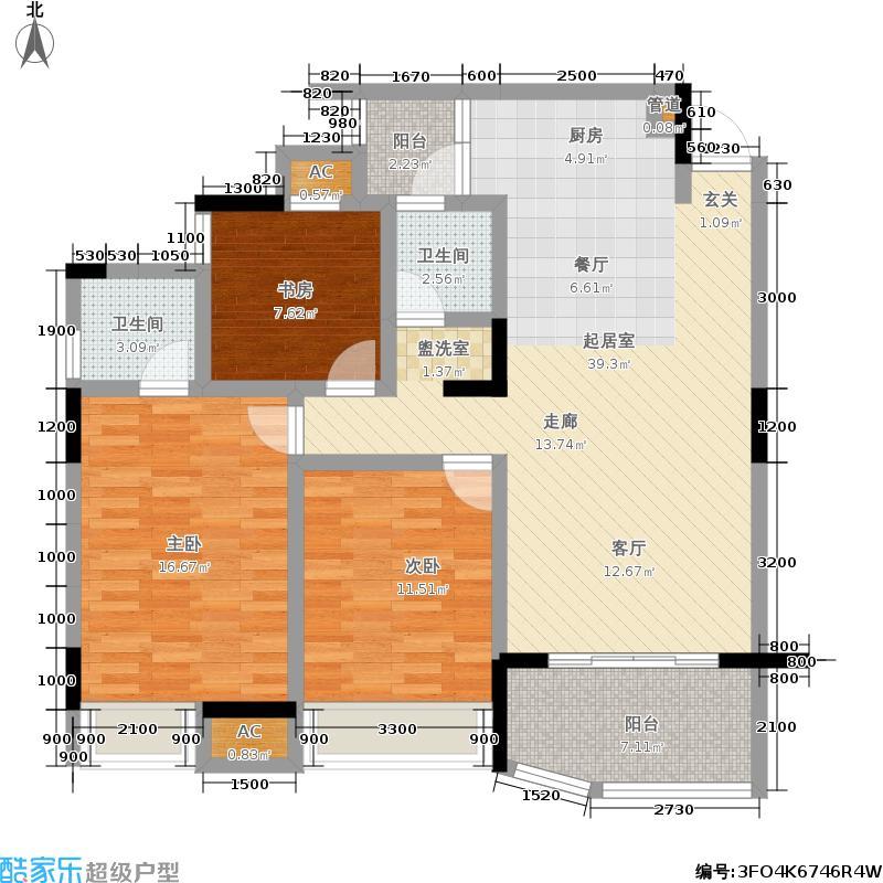 天池山110.16㎡天池山小区110.16㎡3室2厅2卫户型3室2厅2卫