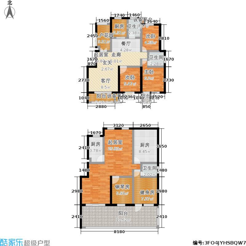 古德佳苑141.00㎡A1(已售完面积14100m户型