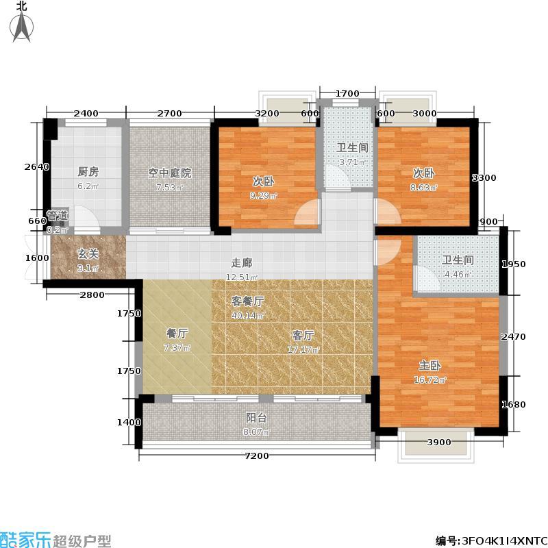 新地东方明珠1栋02/06/09+1户型3室2厅
