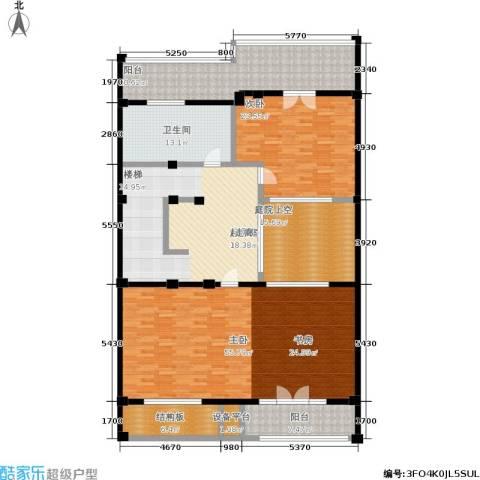 明泉璞院2室0厅1卫0厨194.00㎡户型图