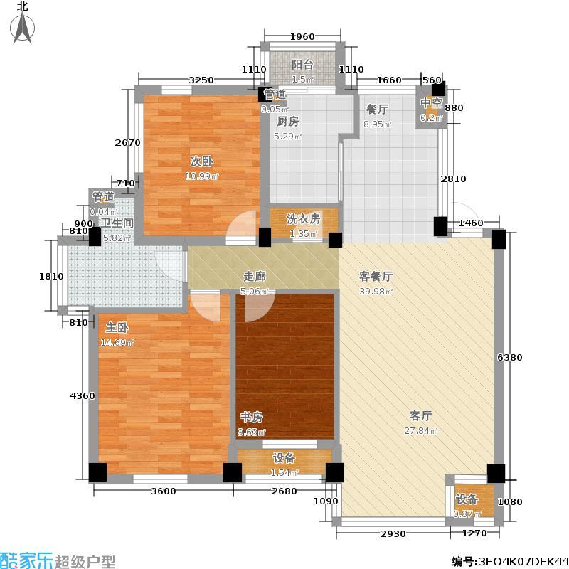 新湖明珠城(已售完)新湖北国之春四期住宅户型