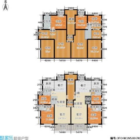 繁兴花苑7室0厅6卫2厨677.00㎡户型图