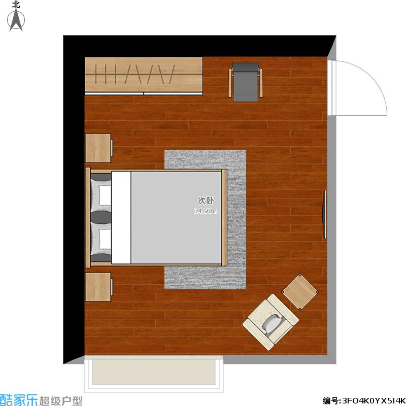 顶跃125平3房2厅双卫