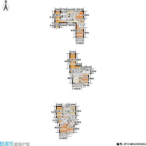 东源北院(五凤山名居)5室1厅5卫3厨353.00㎡户型图
