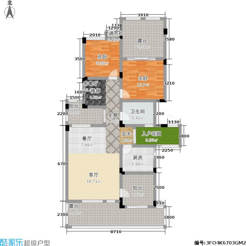 月映长滩月映长滩户型图I户型层3层(15/40张)户型10室