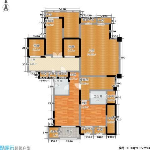 唐宁府2室0厅2卫0厨220.00㎡户型图