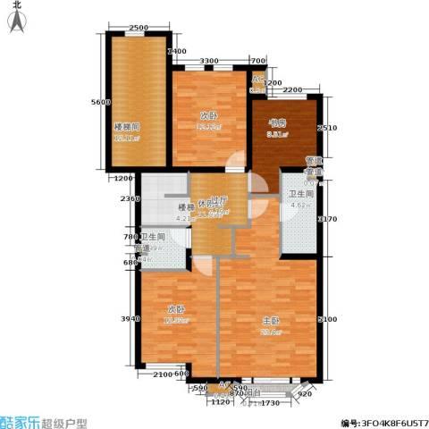 世爵源墅4室0厅2卫0厨186.00㎡户型图
