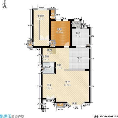 世爵源墅1室0厅1卫0厨186.00㎡户型图