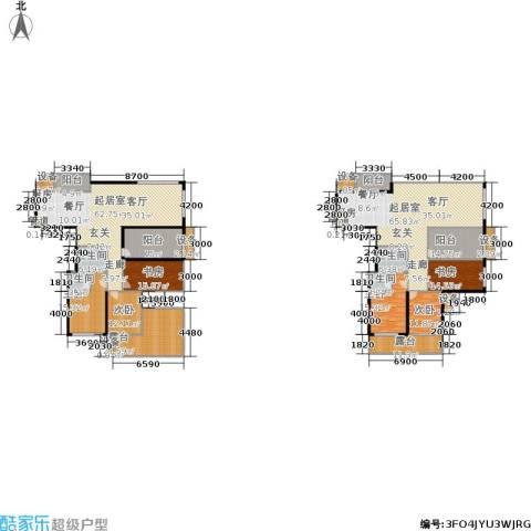 米兰风景6室0厅4卫0厨315.53㎡户型图