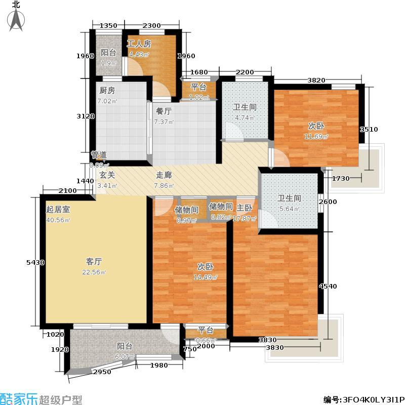 永业公寓2户型