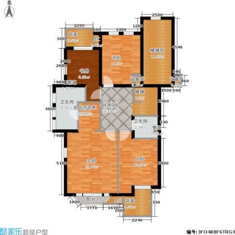 世爵源墅3室0厅2卫0厨194.00㎡户型图