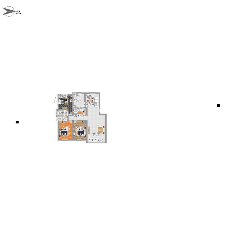 三室两厅两卫141