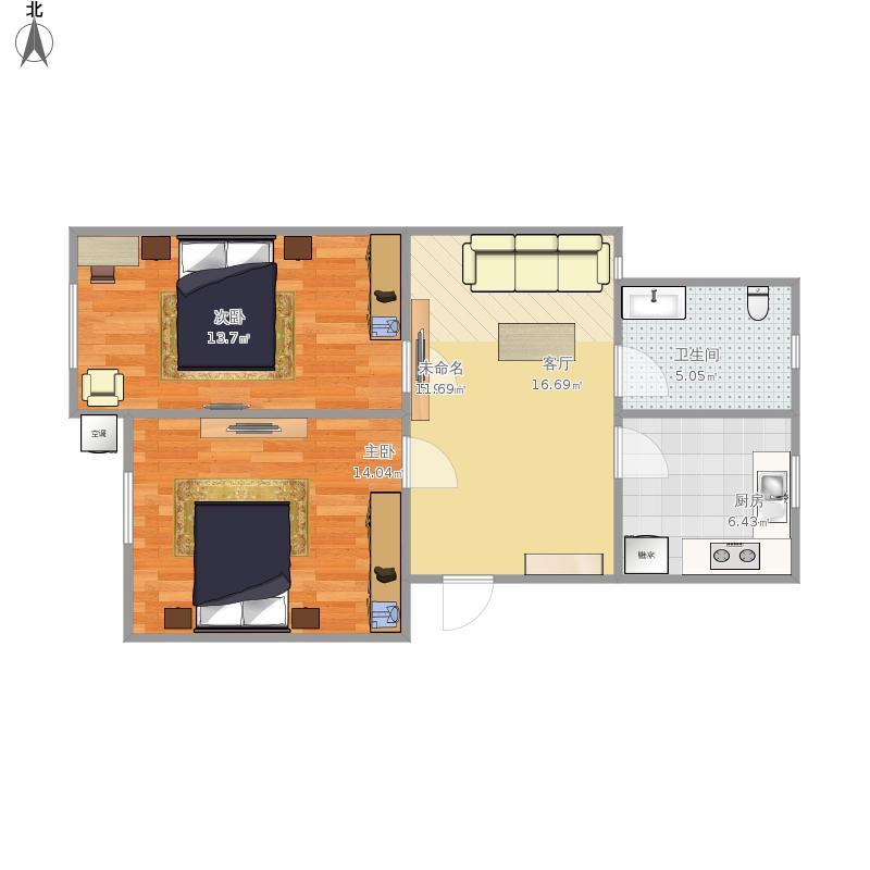 淞泽家园九区的户型图
