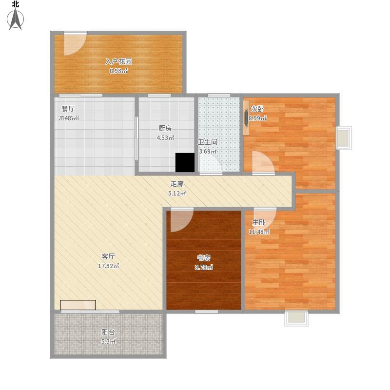 坝光新村7B02三室两厅一卫