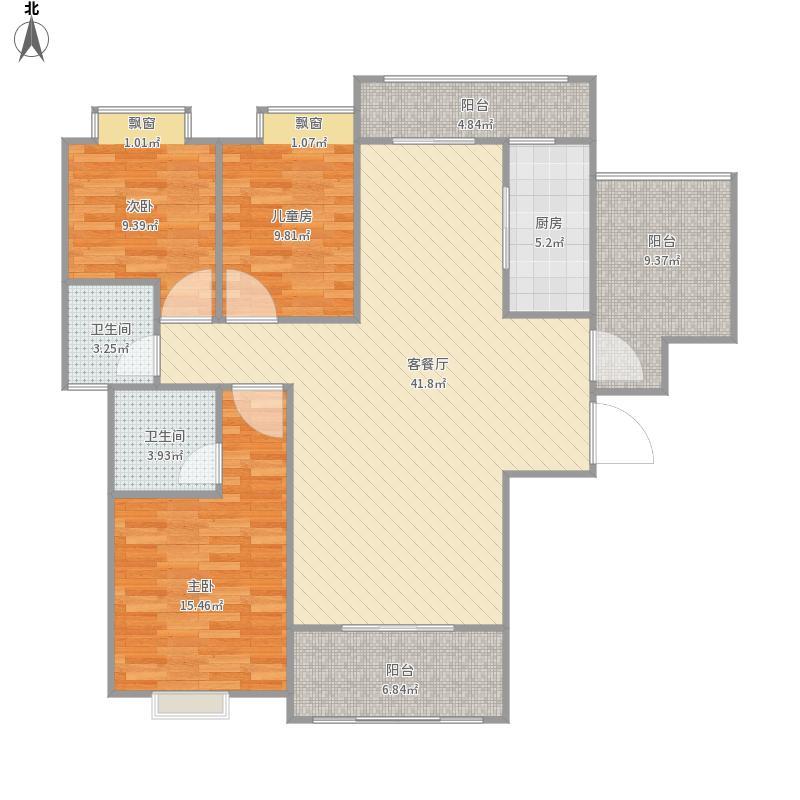 长沙富基房型图