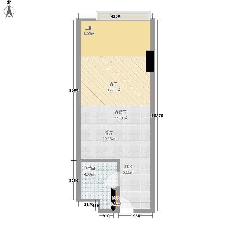 南沙万达广场F户型