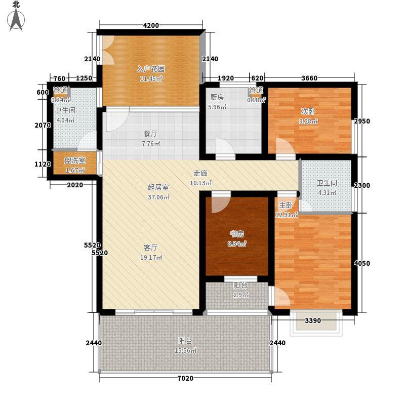 金宇紫林广场金宇紫林广场户型图(56/70张)户型10室