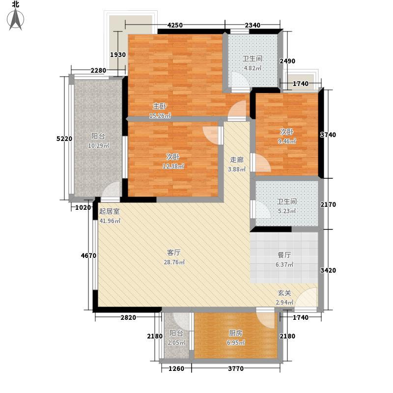 都市道1号都市道1号户型图(2/16张)户型10室
