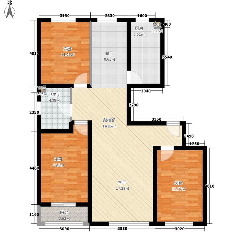 变电街外贸宿舍123.00㎡面积12300m户型