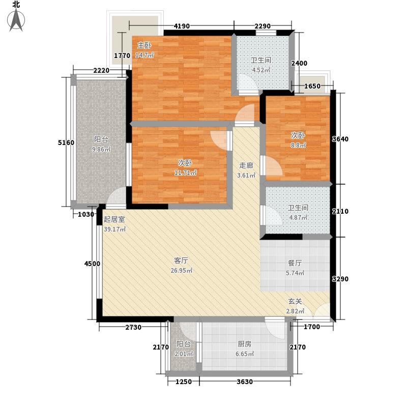 都市道1号都市道1号户型图(9/16张)户型10室