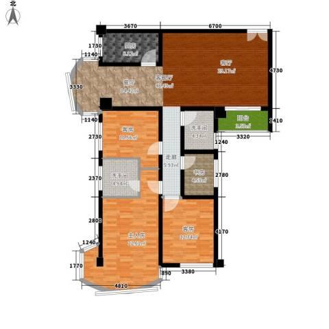 喜洋居1室1厅0卫1厨135.00㎡户型图