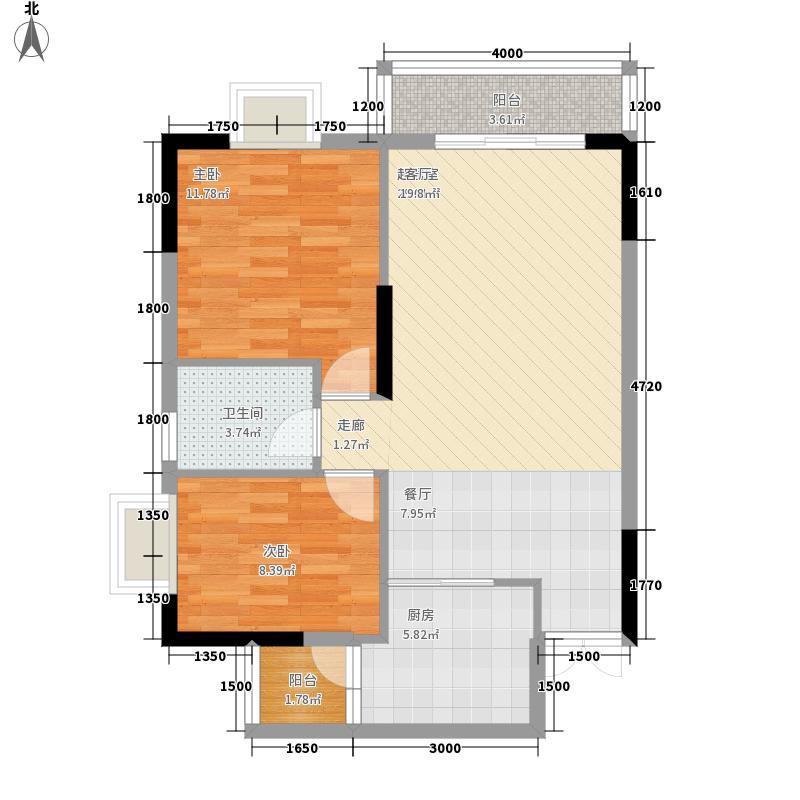 约克城邦约克城邦户型图(6/11张)户型10室