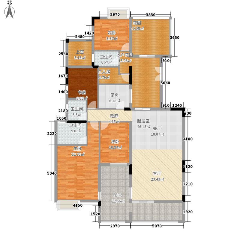 保利云山国际保利云山国际户型图2号楼(45/49张)户型10室